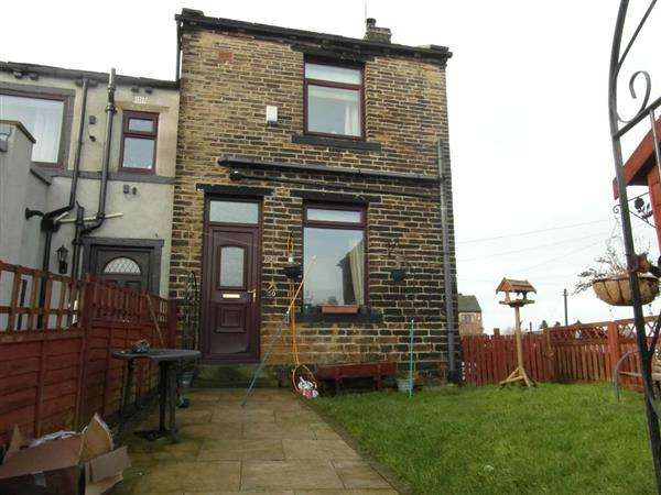 2 Bedrooms Cottage House for sale in St Enochs Road, Wibsey, Bradford