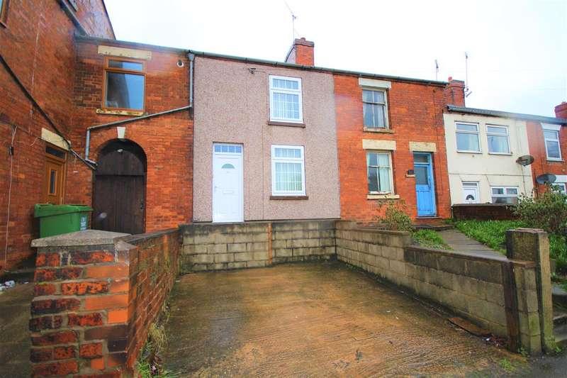 2 Bedrooms Terraced House for sale in Chapel Street, Ripley