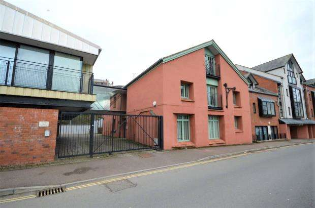 1 Bedroom Flat for sale in The Old Mill, Tudor Street, Exeter, Devon