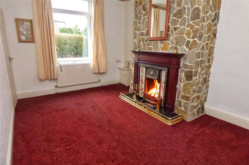 2 Bedrooms End Of Terrace House for sale in Huttock End Lane, Bacup, Lancashire, OL13