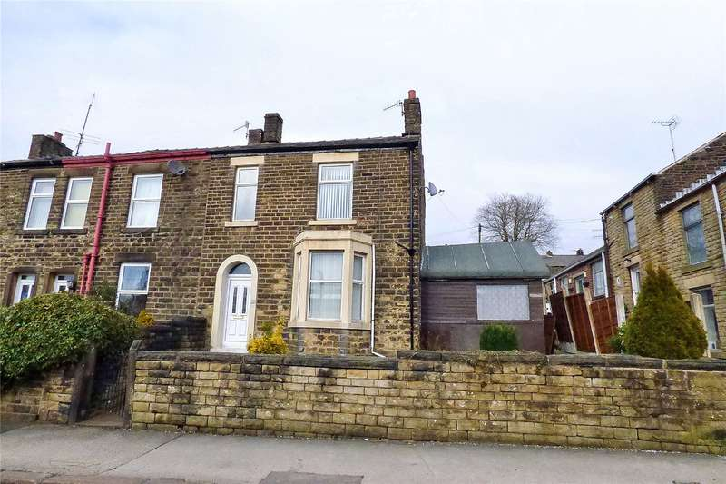 3 Bedrooms Semi Detached House for sale in Howard Street, Glossop, SK13