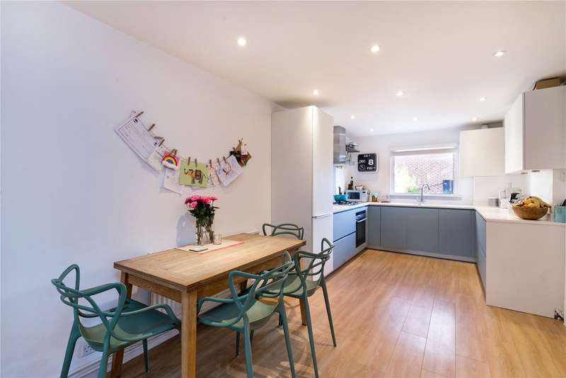 3 Bedrooms Terraced House for sale in Staveley Gardens, London, W4