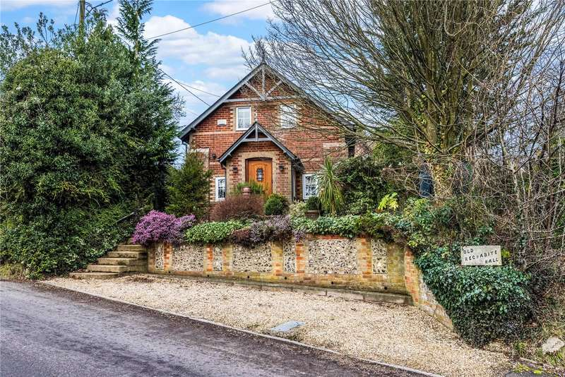 3 Bedrooms Detached House for sale in Middleton Road, Winterslow, Salisbury, Wiltshire, SP5