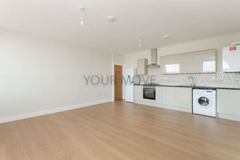 2 Bedrooms Flat for rent in Eastwood Close, South Woodford, London, E18