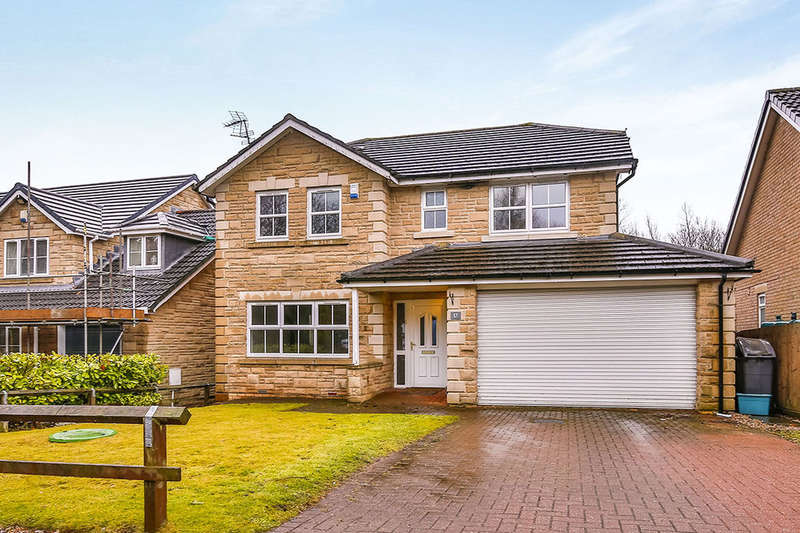 4 Bedrooms Detached House for rent in The Paddock, Waterhouses, Durham, DH7