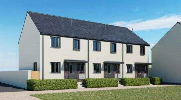 3 Bedrooms End Of Terrace House for sale in 39 Bracken, Paignton, Devon
