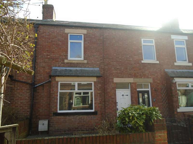 2 Bedrooms House for sale in Edward Street, Morpeth