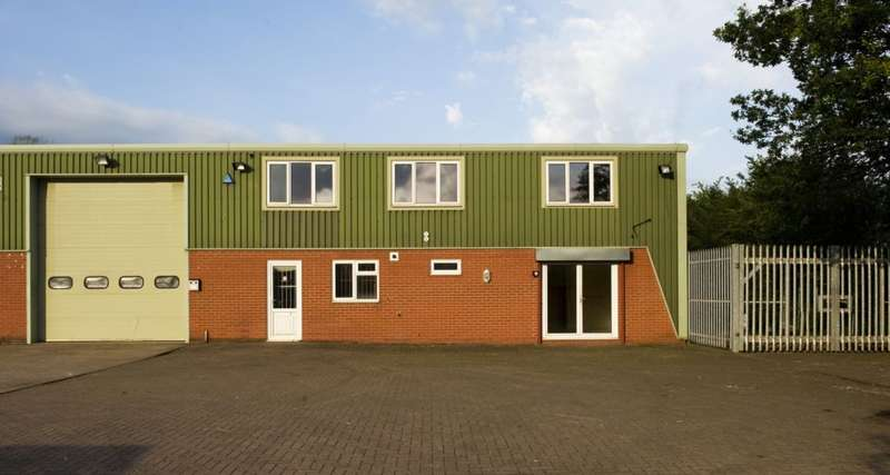 Light Industrial Commercial for rent in Tything Road East, Alcester, B49