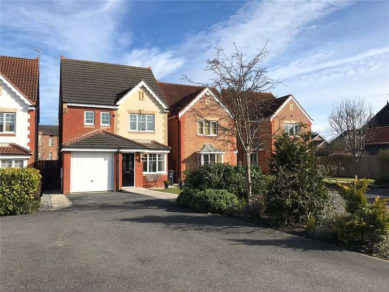 4 Bedrooms Detached House for sale in Ferguson Court, Bishop Auckland, Co. Durham, DL14