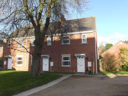 3 Bedrooms End Of Terrace House for sale in Shaftesbury Drive, Burntwood, Staffordshire