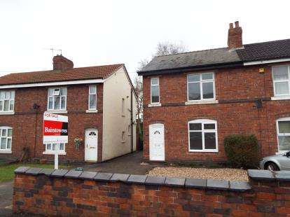 3 Bedrooms Semi Detached House for sale in Stafford Road, Cannock, Staffordshire