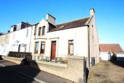4 Bedrooms End Of Terrace House for sale in Leven Road, Windygates