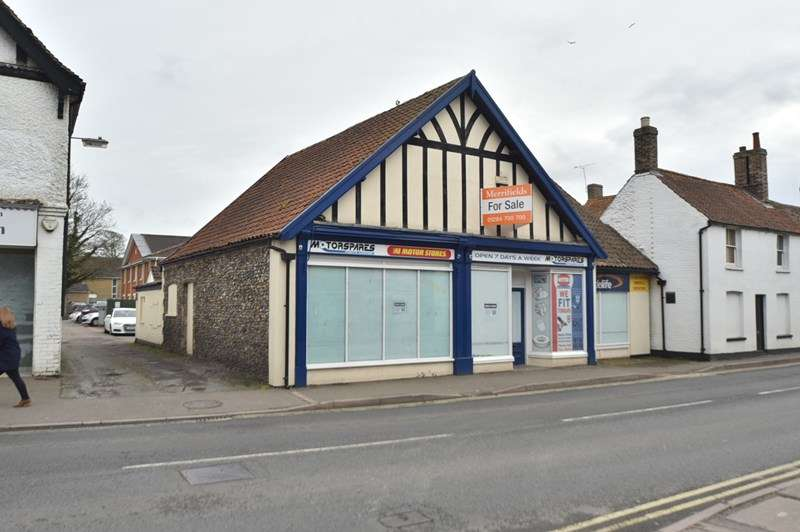 Commercial Property for sale in High Street, Mildenhall, Bury St. Edmunds