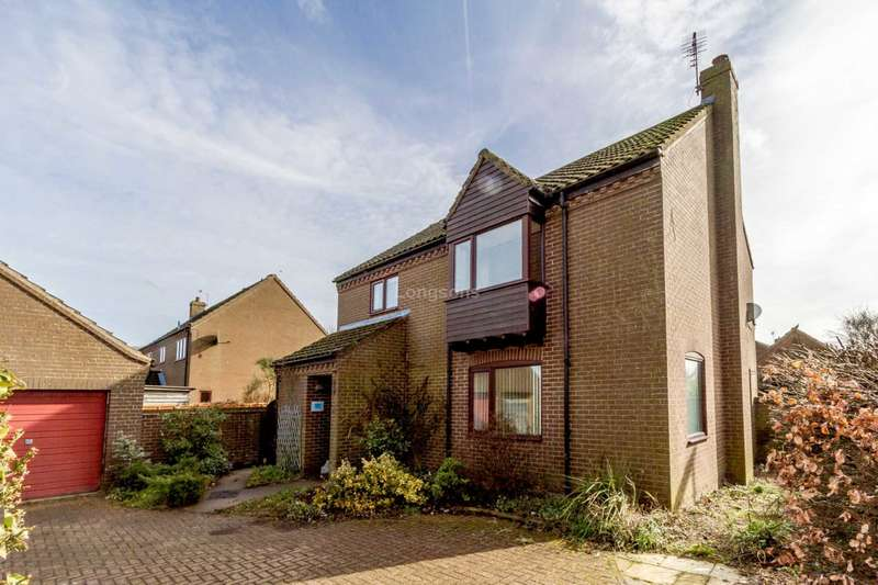 4 Bedrooms Detached House for rent in Wolferton Drive, Swaffham