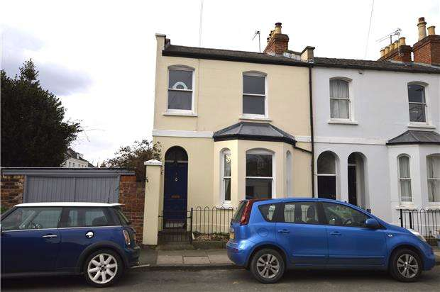 3 Bedrooms End Of Terrace House for sale in Princes Street, CHELTENHAM, Gloucestershire, GL52 6BE