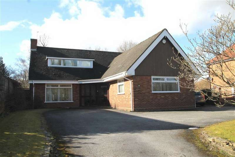 4 Bedrooms Bungalow for sale in Northfield Road, Harborne