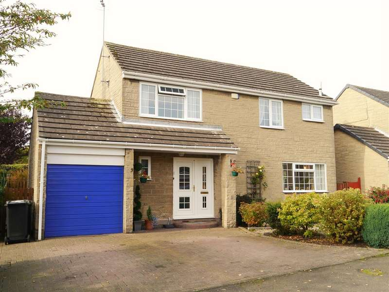 3 Bedrooms Detached House for sale in Springfield Close, Ovington, Northumberland