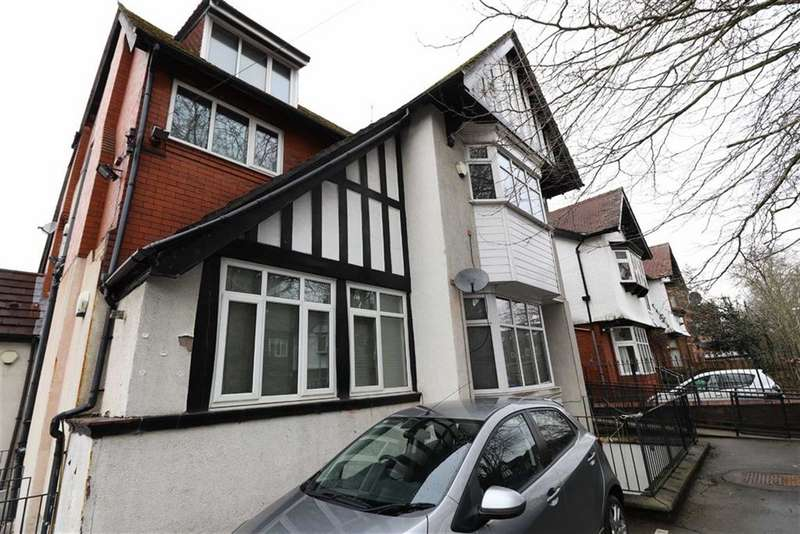 2 Bedrooms Apartment Flat for sale in 8 Woodlands Road, Whalley Range, Manchester, M16