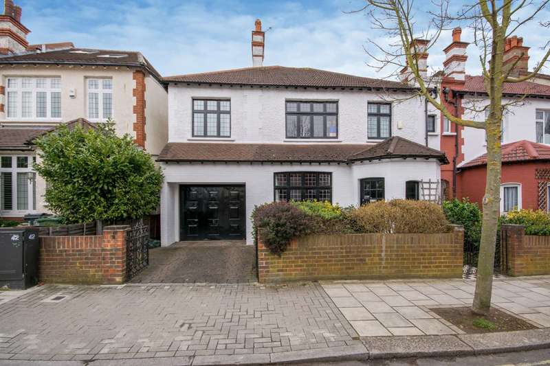5 Bedrooms House for sale in Strathbrook Road, Streatham Common, SW16