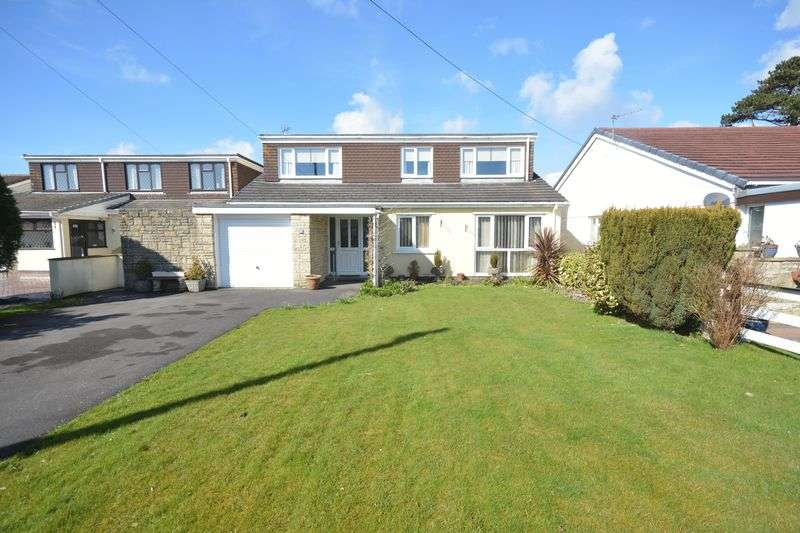 4 Bedrooms Property for sale in Glebeland Close, Coychurch, Bridgend