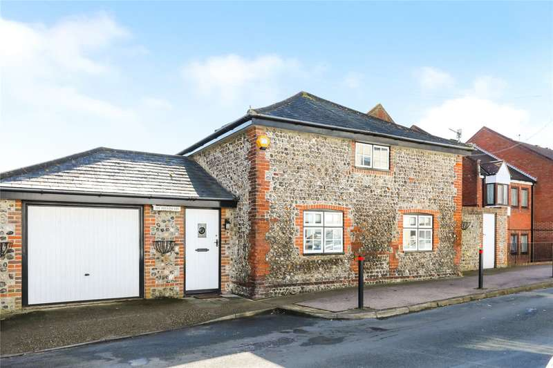3 Bedrooms Detached House for sale in Albert Road, Southwick, Brighton, West Sussex, BN42