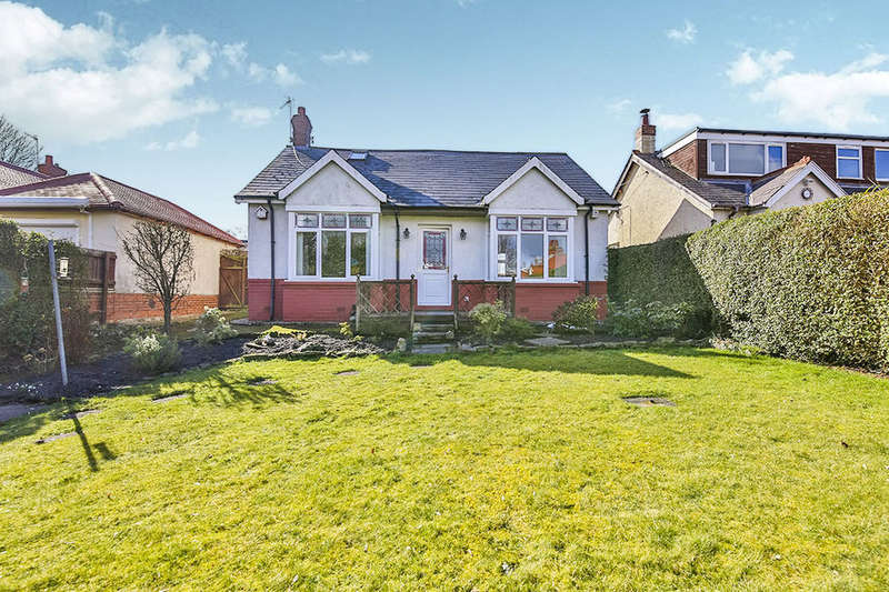 2 Bedrooms Detached Bungalow for sale in Taylor Avenue, Rowlands Gill, NE39