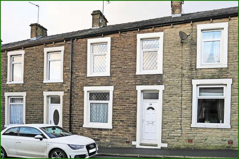 3 Bedrooms Terraced House for sale in 20 Albion Street, Barnoldswick ,BB18 6QA