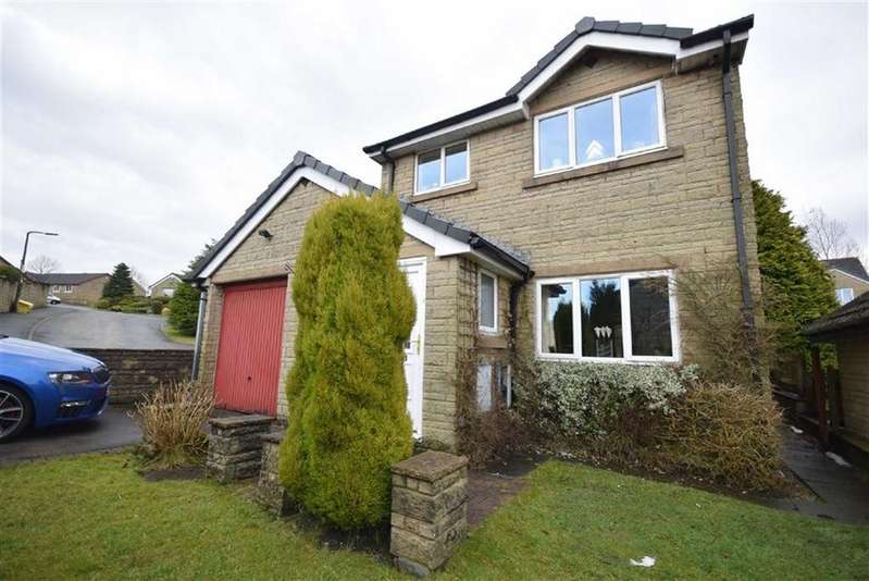 3 Bedrooms Detached House for sale in Stoneyhurst Height, Brierfield, Lancashire