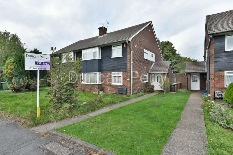 2 Bedrooms Maisonette Flat for sale in Oakmere Lane, Potters Bar