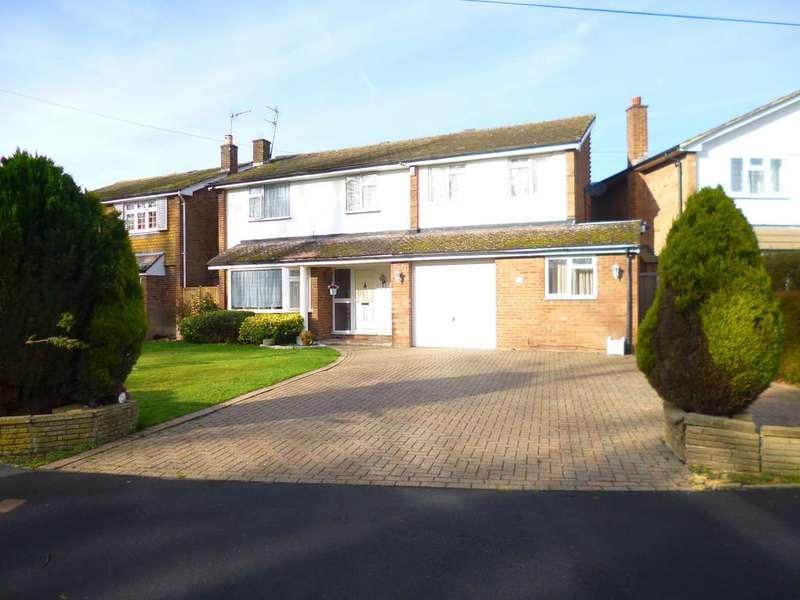 4 Bedrooms Detached House for sale in Grangewood, Little Heath, Potters Bar