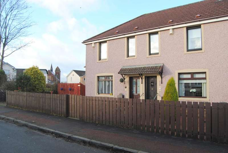 3 Bedrooms Terraced House for sale in Cassels Street, Motherwell ML1