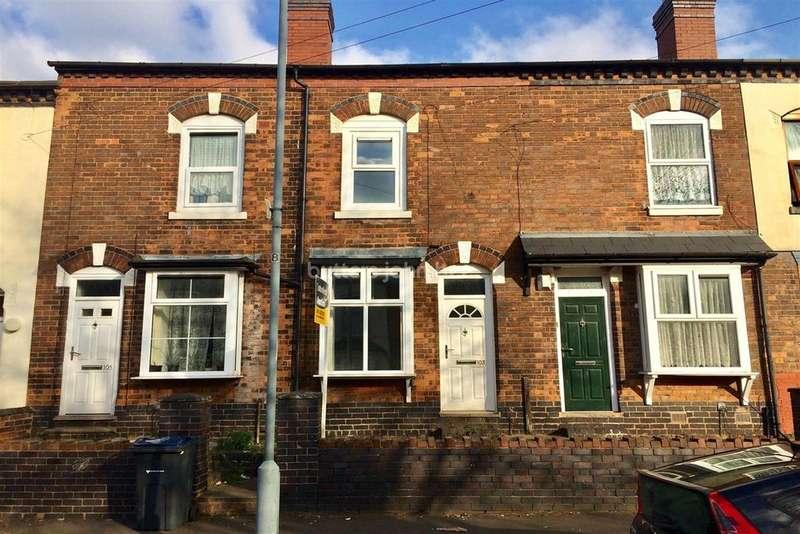 3 Bedrooms Terraced House for sale in James Turner Street, Winson Green, Birmingham