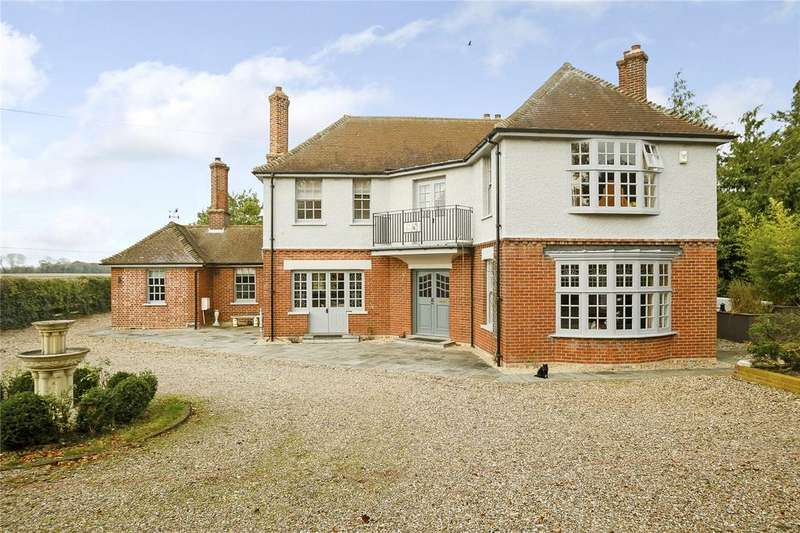 4 Bedrooms House for sale in Meldreth Road, Shepreth, Royston, Hertfordshire