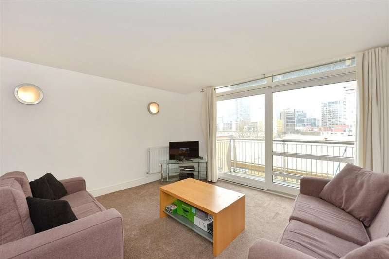 2 Bedrooms Flat for sale in Gainsborough House, Cassilis Road, London