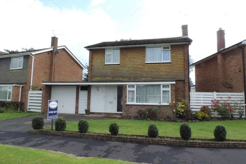 3 Bedrooms Detached House for sale in Grangewood, Little Heath, Potters Bar EN6