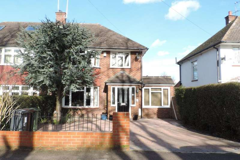 4 Bedrooms Semi Detached House for sale in Santers Lane , Potters Bar EN6