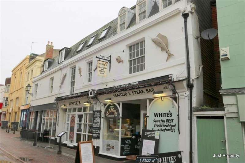 2 Bedrooms Apartment Flat for sale in George Street, Hastings