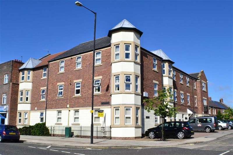 2 Bedrooms Flat for sale in Westhouse, Monkseaton