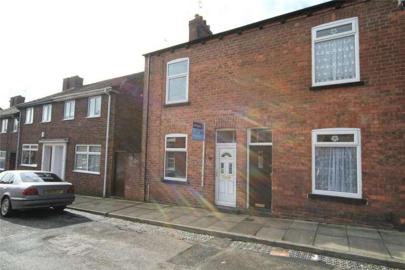 2 Bedrooms Terraced House for rent in Amberley Street, York, YO26
