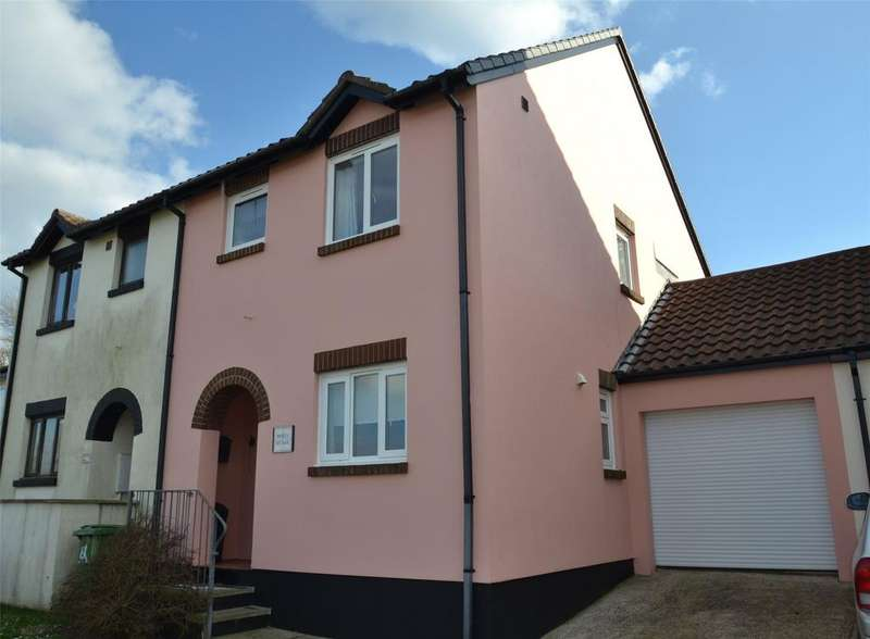 3 Bedrooms Semi Detached House for sale in The Greenwoods, Hartland