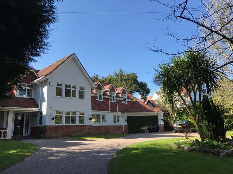 5 Bedrooms Detached House for sale in Evelyn House, Poole, BH13