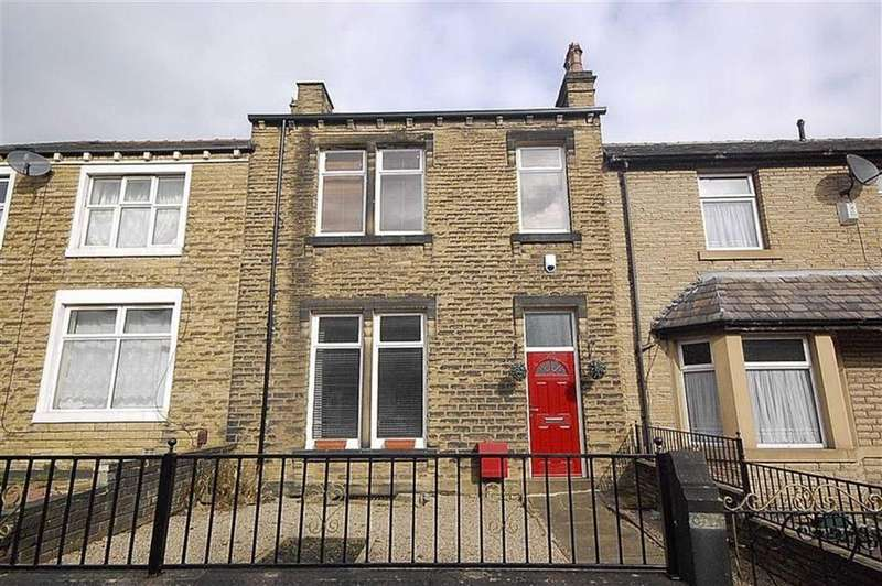 4 Bedrooms Terraced House for sale in Blackhouse Road, Fartown, Huddersfield, HD2