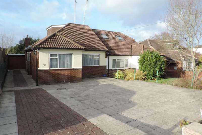 3 Bedrooms Semi Detached Bungalow for sale in Field View, Potters Bar EN6