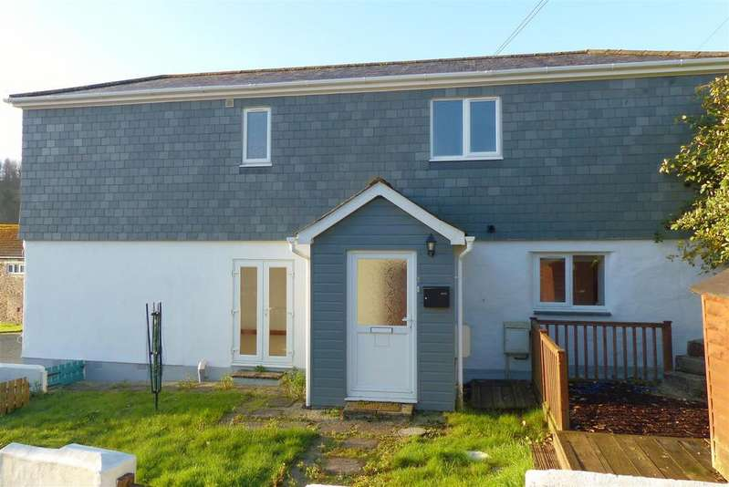 3 Bedrooms Semi Detached House for sale in Tresillian