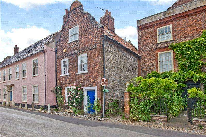 3 Bedrooms Unique Property for sale in High Street, Cley-Next-The-Sea, Holt, Norfolk, NR25