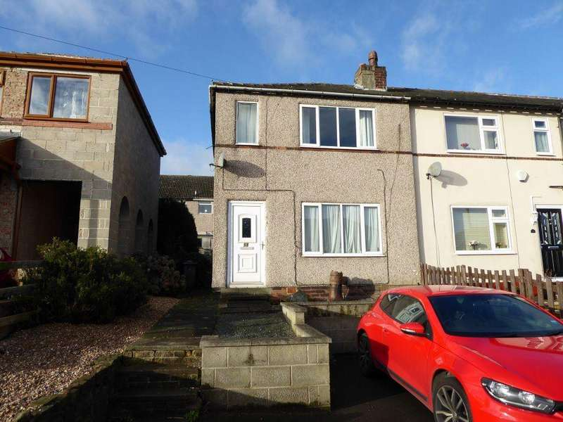 2 Bedrooms Terraced House for rent in Lindley Avenue, Huddersfield