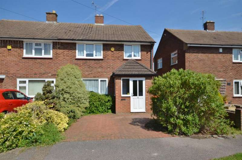 3 Bedrooms Semi Detached House for rent in Barton-Le-Clay