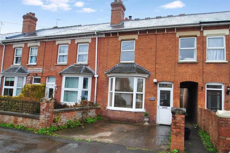 3 Bedrooms Terraced House for sale in Station Road, Norton Fitzwarren