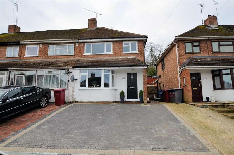 3 Bedrooms End Of Terrace House for sale in Thirlmere Avenue, Tilehurst, Reading