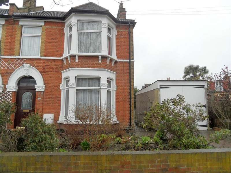 3 Bedrooms End Of Terrace House for sale in Craigton Road, Eltham, London